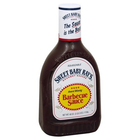 Sweet Baby Ray's Barbecue Sauce, 40 Oz Carbs Bbq Sauce