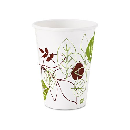 Discount Cups (Branded The Dixie Hot Paper Cups, 12 oz. (500 ct.) Pack of 1 [Qty Discount / wholesale)