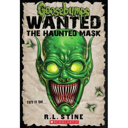 Goosebumps: Wanted: The Haunted Mask (Other) - Goosebumps 2000 Headless Halloween