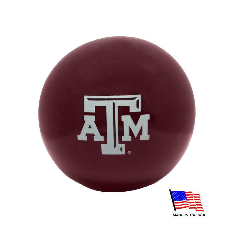 Texas A&M Aggies Ruff Ball - Small (2.5 inch)
