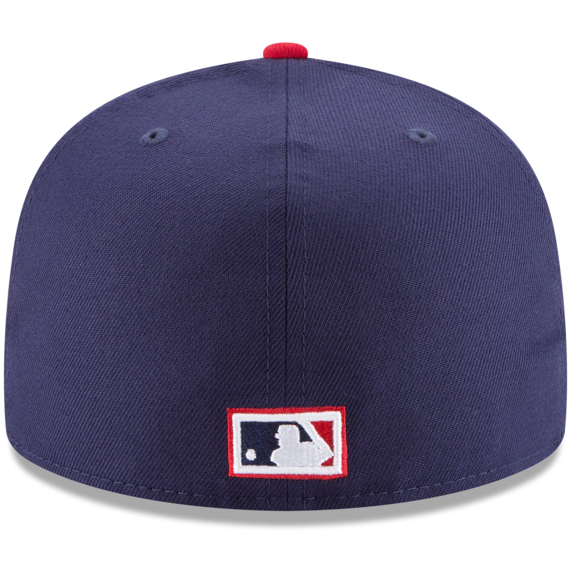 Atlanta Braves New Era Patriotic Turn 59FIFTY Fitted Hat - Navy -  Walmart.com 55b7d503cf9
