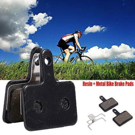 Yosoo 4 Pairs Black Color M446 Bike Disc Brake Pads for Bike Bycycle Brake Components , Bicycle Brake Pads, Bicycle Brake Parts - image 7 of 8
