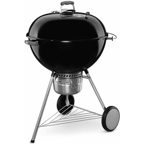 "Weber Original Kettle Premium 26"" Charcoal Grill, Black by Weber Stephen Products"