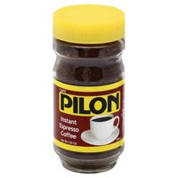 Caf Pilon Instant Espresso Coffee, 7.05-Ounce Jar