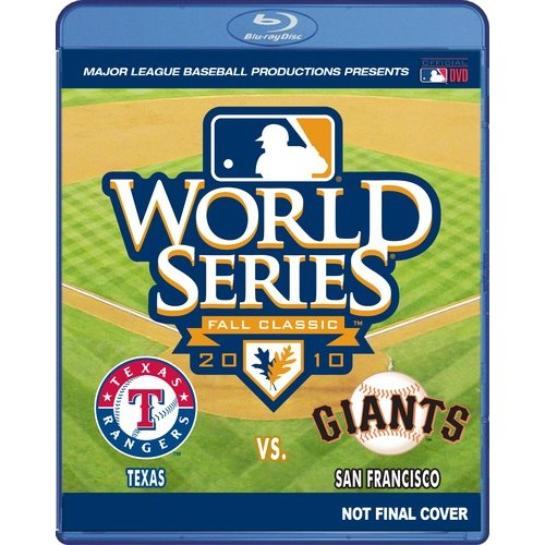 2010 San Francisco Giants: The Official World Series Film [Blu-ray + DVD Combo] by SHOUT FACTORY