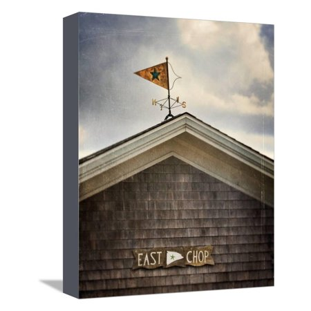 East Chop Stretched Canvas Print Wall Art By Katherine Gendreau
