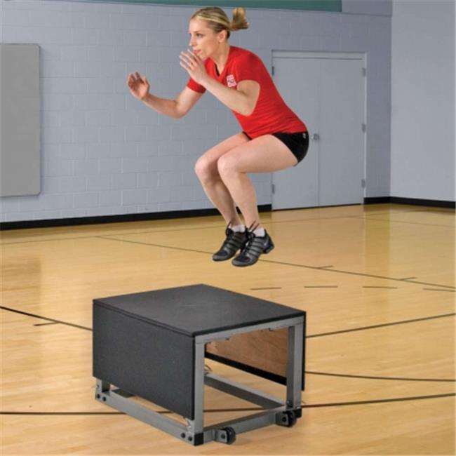 Power Systems 20575 30 in. Adjustable Power-Plyo Box