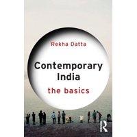 Basics: Contemporary India: The Basics (Paperback)