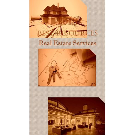 2018 Best Resources for Real Estate Services -