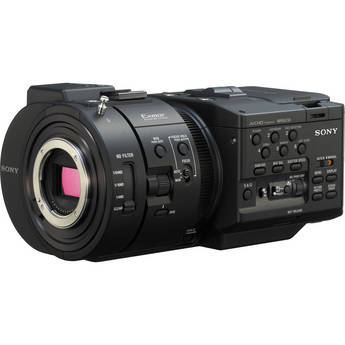 Sony NXCAM NEX-FS700R 11.6 MP Camcorder - 4K - Body only