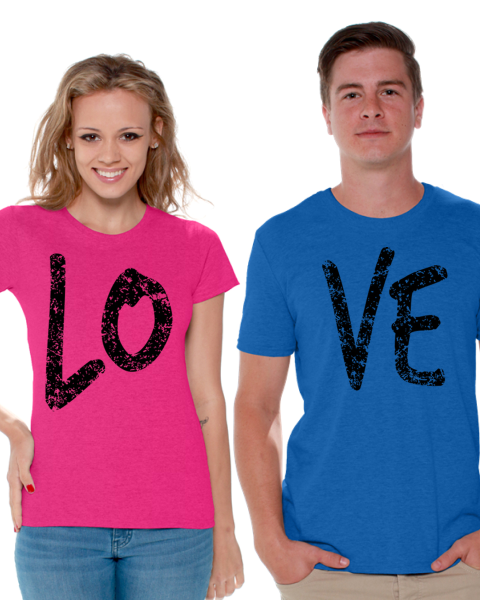 Valentine Shirt Valentine Gifts Valentine T Shirt Lovers Tee Love T Shirt Couple Love Shirt Love Heart Tee Couples Matching Shirt