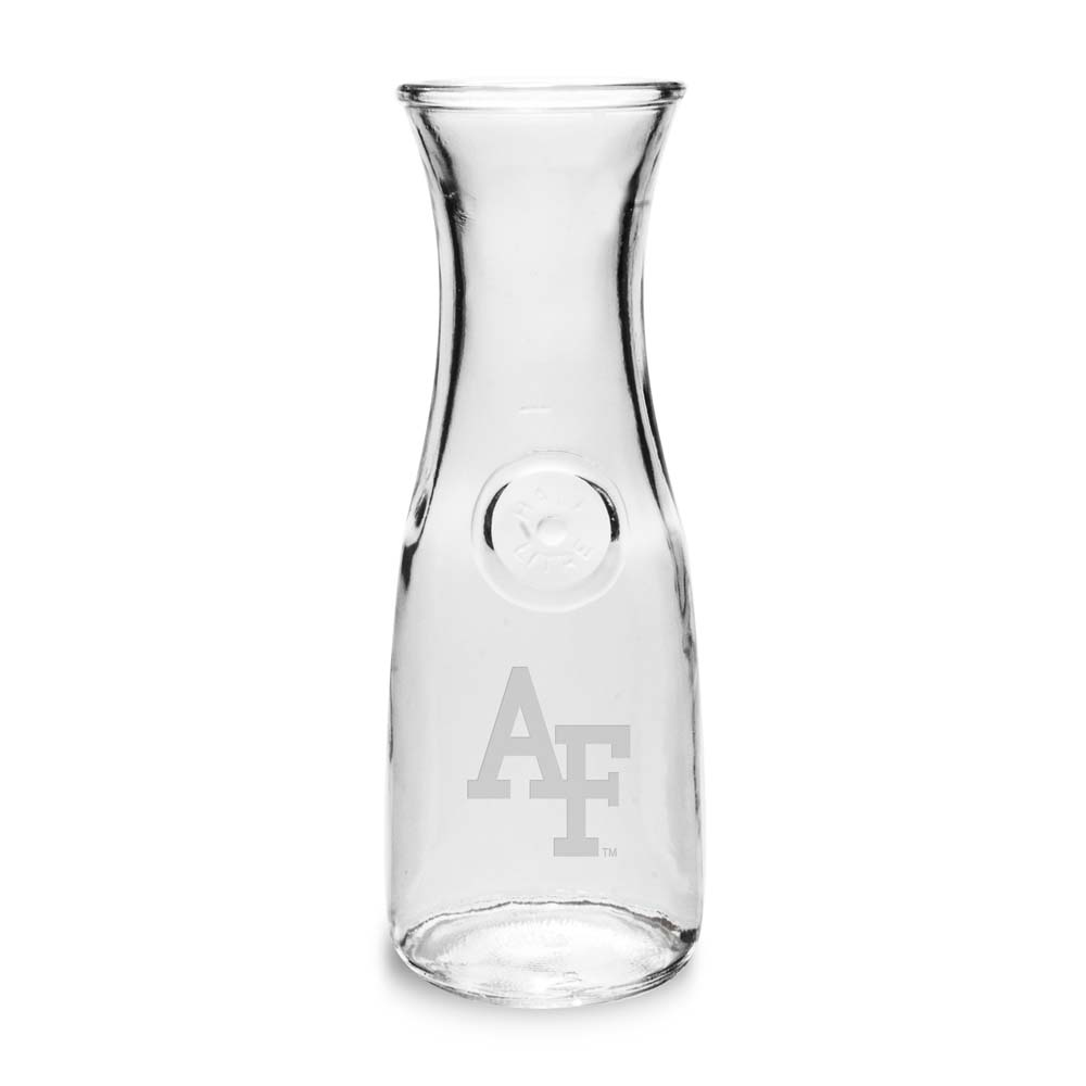 Air Force Crystal 1 2 Litre Wine Carafe by