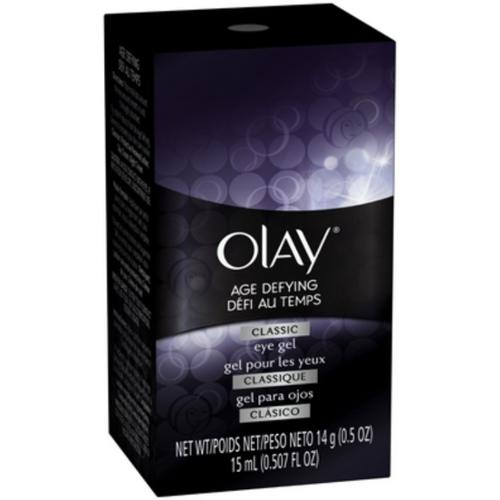 OLAY Age Defying Classic Eye Gel 0.50 oz (Pack of 6)
