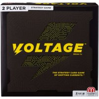 Voltage Strategy Card Game for 2-Players Ages 10Y+