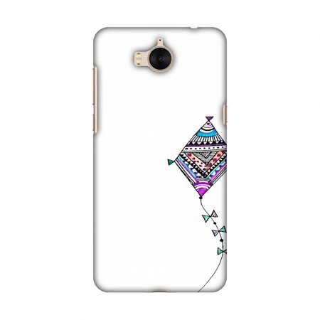 Huawei Y5 2017 Case, Premium Handcrafted Designer Hard Snap on Shell Case ShockProof Back Cover for Huawei Y5 2017 - Doodle - Doodle 2017 Halloween