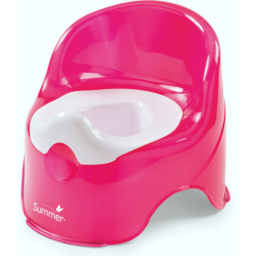 Summer Infant Lil Loo Potty, Raspberry