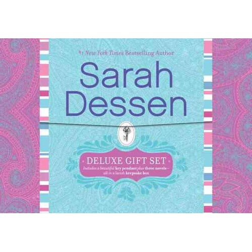 Sarah Dessen Deluxe Gift Set: Life, Love, Friendship - Someone Like You, Lock and Key, Keeping the Moon
