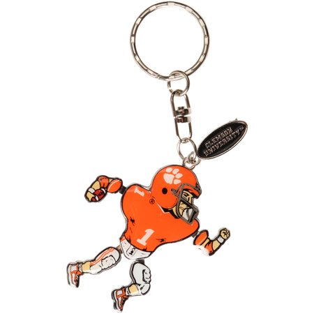 Clemson Tigers Full Player Moveable Keychain - No Size ()