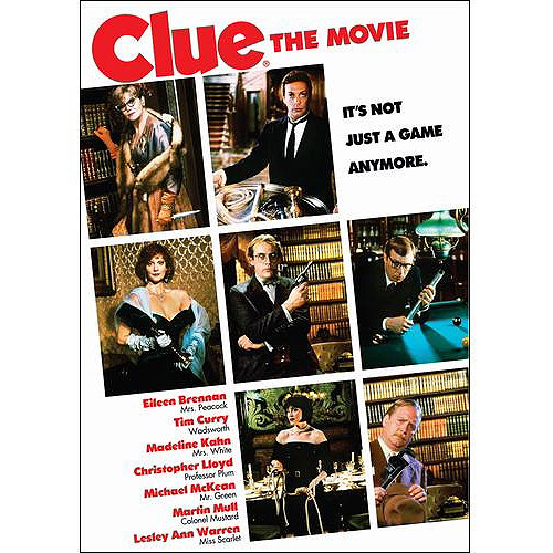 Clue (Widescreen)