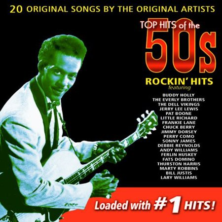 Top Hits Of The 50's: Rockin Hits I