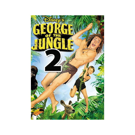 George Of The Jungle 2 (DVD) (George Of The Jungle 2 Tamil Dubbed)
