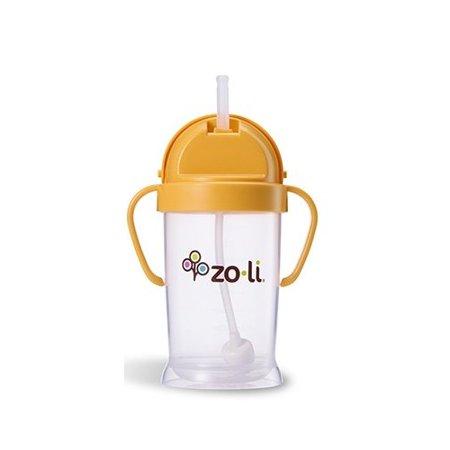 BOT XL Straw Sippy Cup 9 Oz - Orange