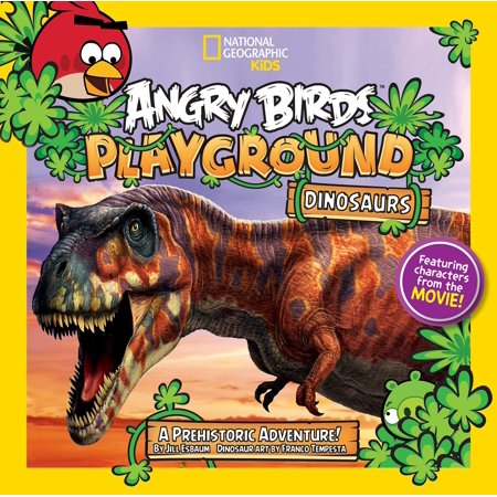 Angry Birds Playground: Dinosaurs : A Prehistoric Adventure! - Halloween Angry Birds Song