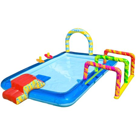 OBSTACLE COURSE ACTIVITY POOL