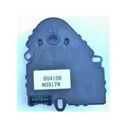 HVAC AC Heater Blend Door Actuator NEW Replaces 604-106, 52402588, 52402598, 89018365