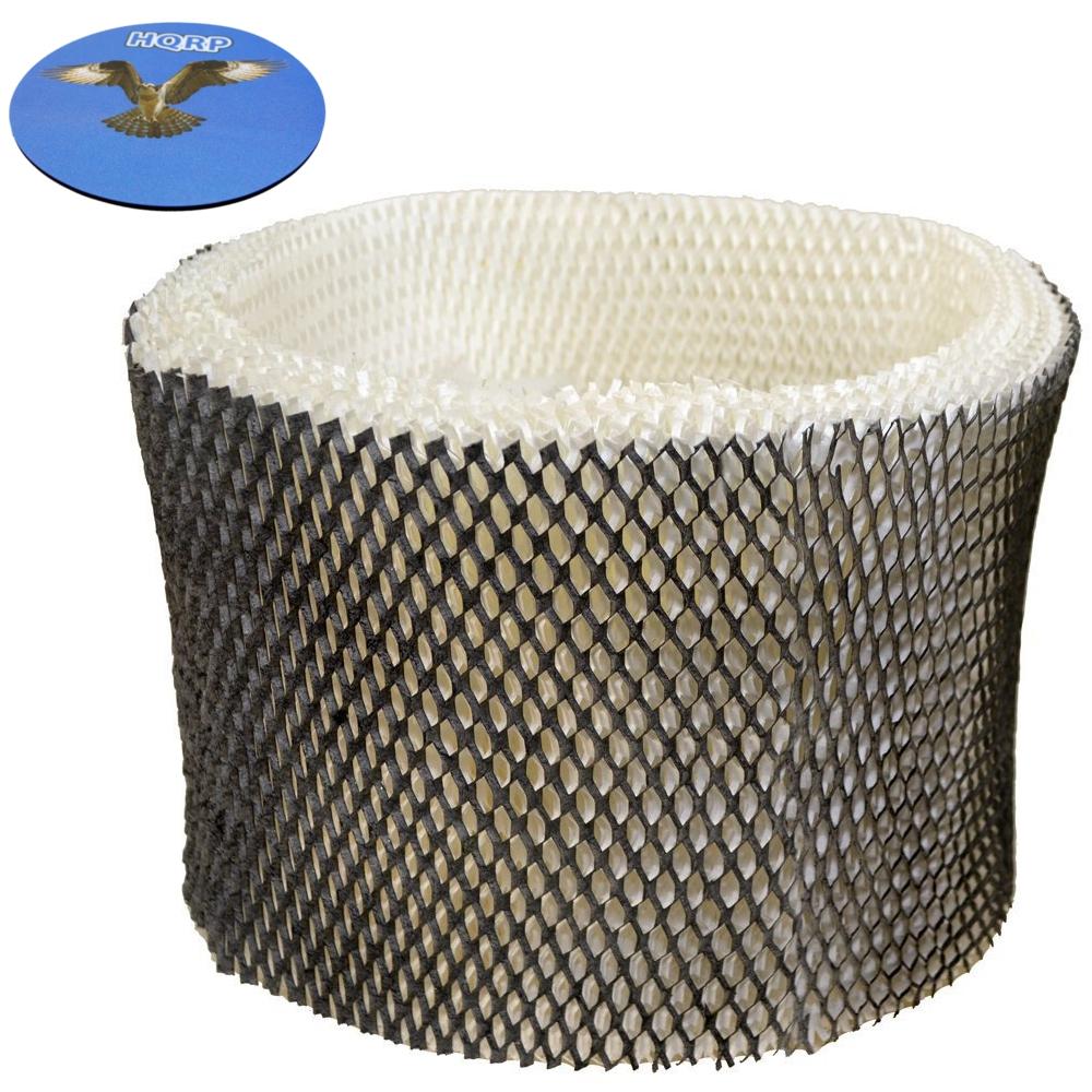 HQRP Filter for Sunbeam Humidifier SCM3501, SCM3502, SCM3609P, SCM3657, SCM3755C, SCM3656 + HQRP Coaster