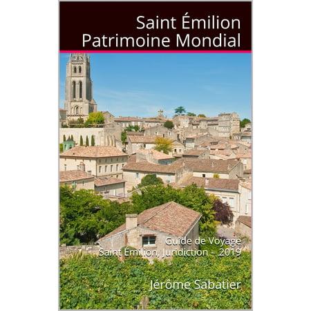 Saint Emilion Patrimoine Mondial - - Saint Emilion Vineyards
