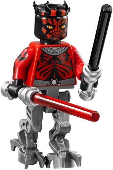 DARTH MAUL SITH Star Wars Minifigure Mini figure STAR WARS FIGURE