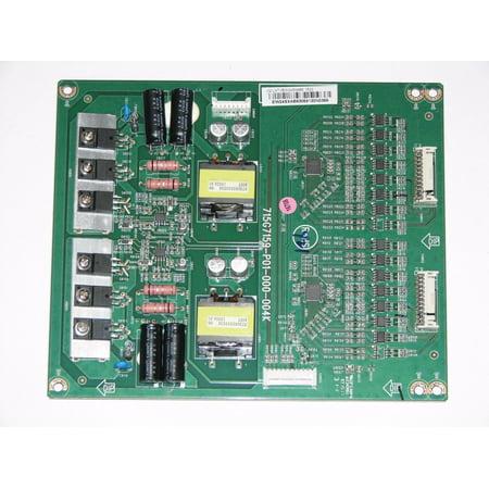 Waves Parts Compatible Vizio M43-C1 LED Driver LNTVEW24SXAB6 Replacement
