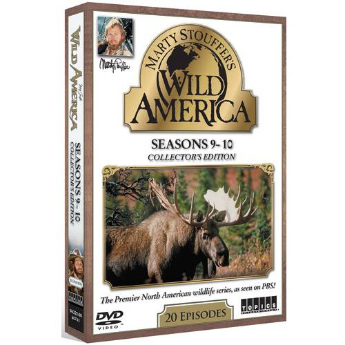 Marty Stouffer's Wild America Specials 9-10