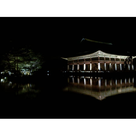 Laminated Poster Forbidden City Gyeongbok Palace Republic Of Korea Poster Print 24 X 36