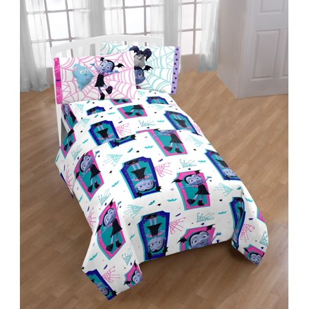 "Disney Vampirina ""Fangtastic"" Kids Sheet Set"