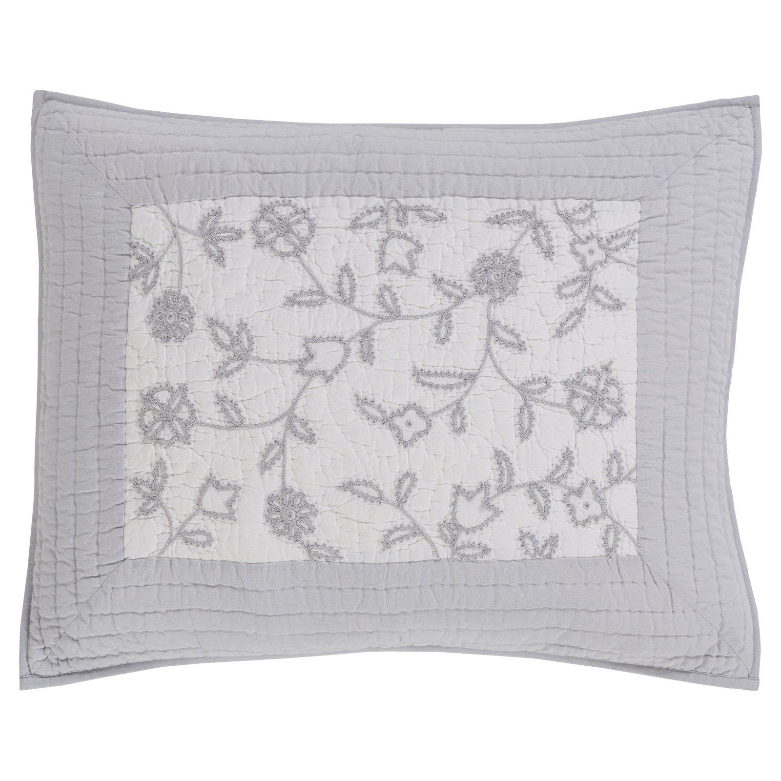 Delaney Pillow Sham by Surya by Surya