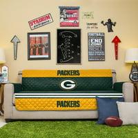Green Bay Packers Sofa Protector - Green - No Size
