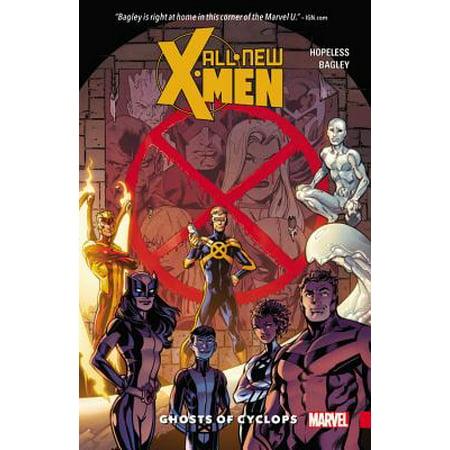 All-New X-Men: Inevitable Vol. 1 : Ghost of the Cyclops - Cyclops X Men Mask