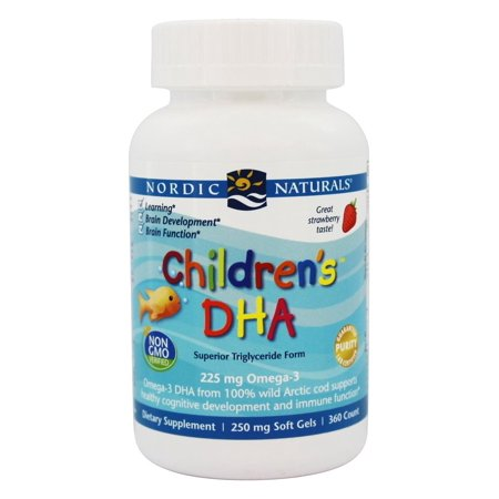 Nordic Naturals Reviews Dha Children