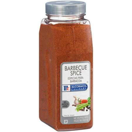 McCormick Culinary Barbecue Spice, 18 oz