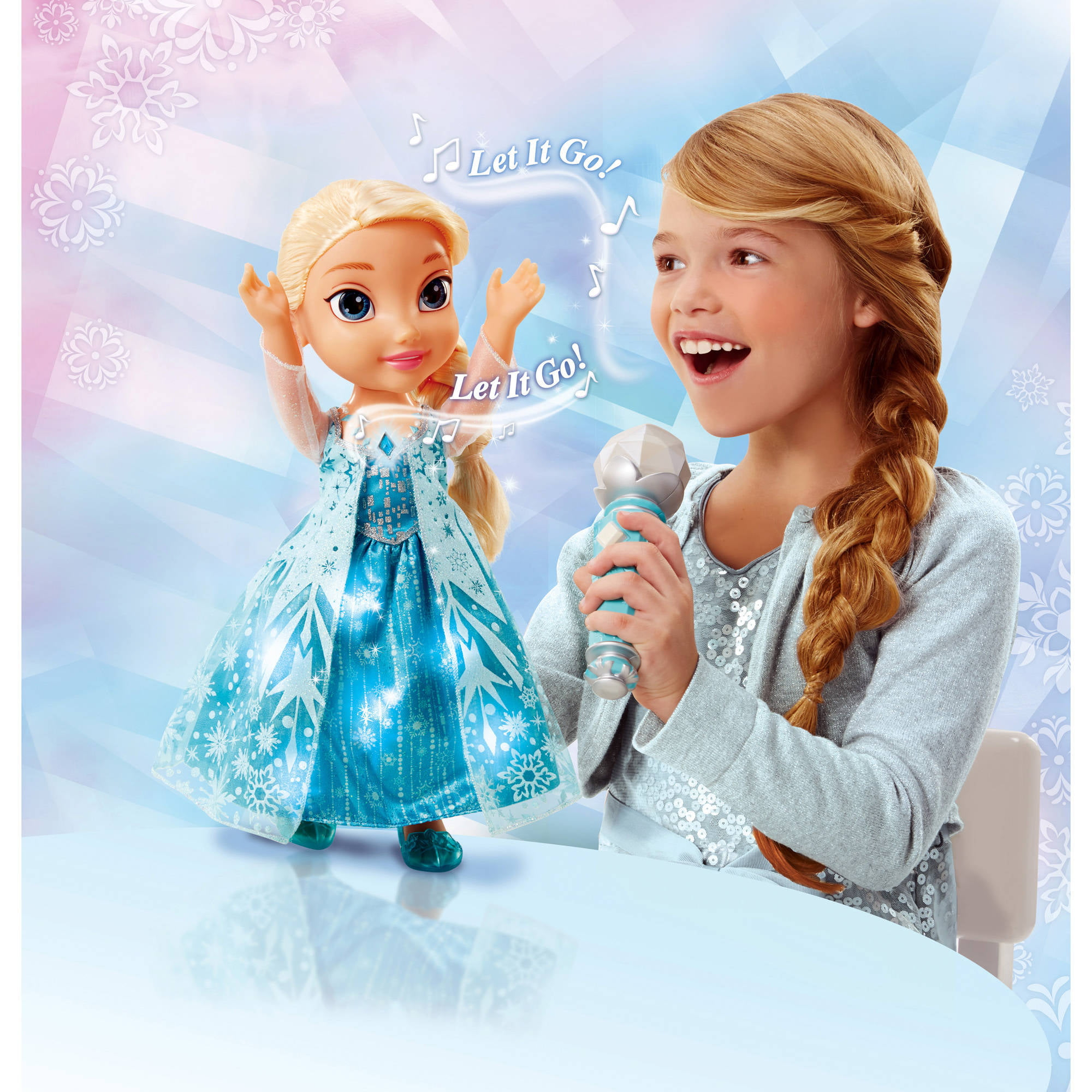 Disney Frozen Sing-A-Long Elsa Doll - Walmart.com