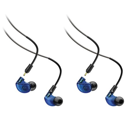 MEE Audio M6 Pro G2 Universal Fit Noise Isolating In Ear Monitors PAIR