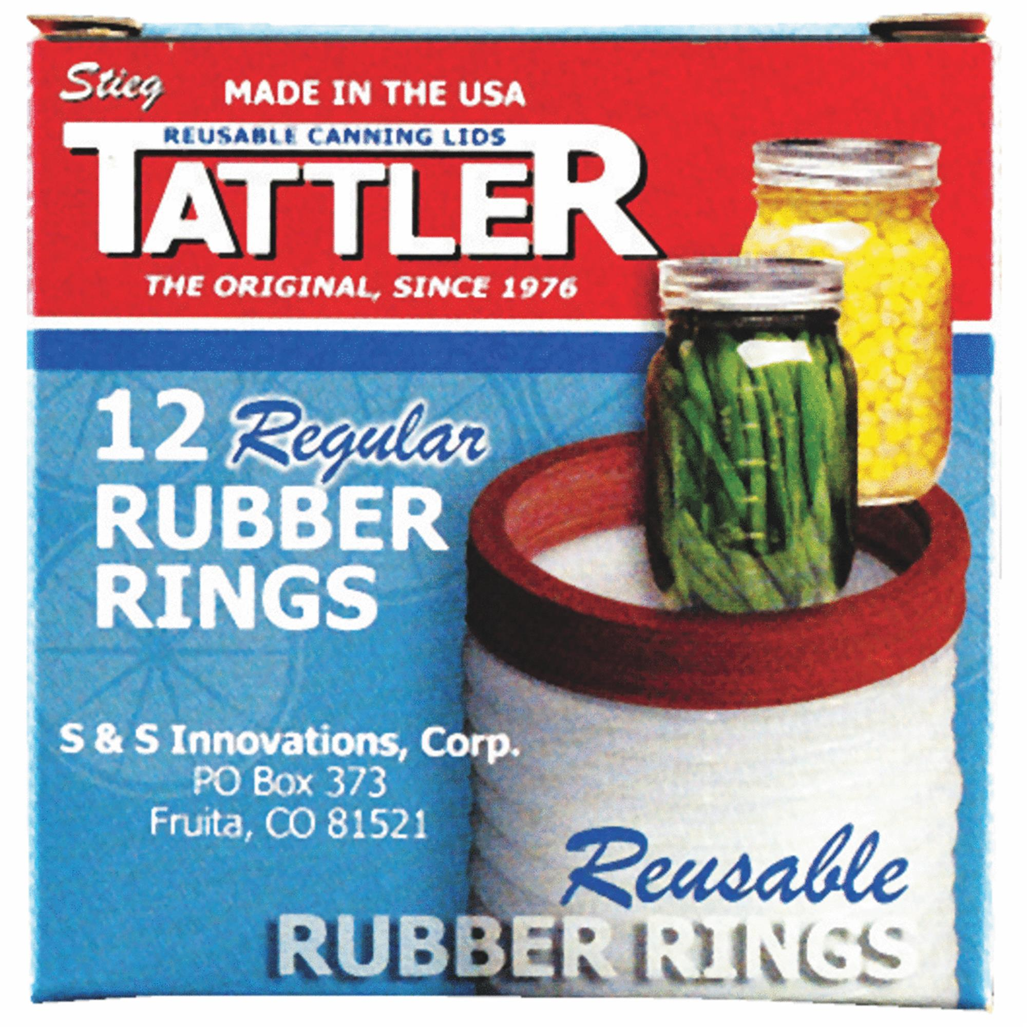 Tattler Rubber Canning Jar Ring