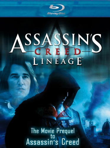 Assassin S Creed Lineage Blu Ray Walmart Com Walmart Com