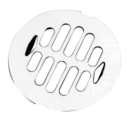 "Newport Brass NB240-24 Shower Drain 4-1/4"" Snap-in Strainer"