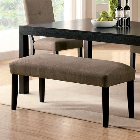 Pleasant Furniture Of America Catherine Transitional Espresso Dining Bench By Foa Ibusinesslaw Wood Chair Design Ideas Ibusinesslaworg