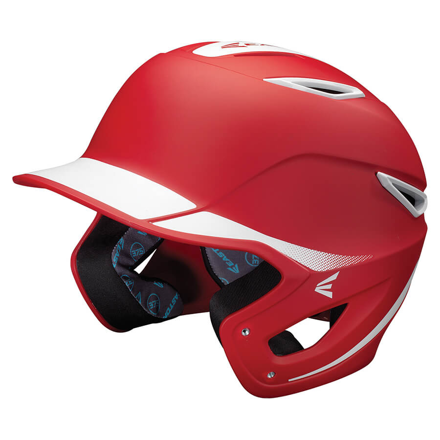 Easton Z6 Grip Two Tone Junior Batting Helmet