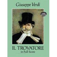 Dover Music Scores: Il Trovatore in Full Score (Paperback)
