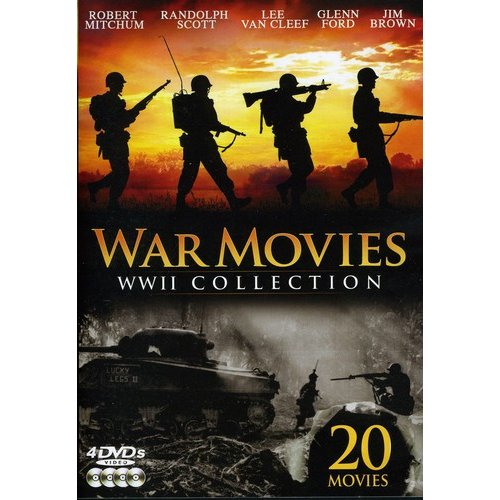 War Movies: WWII Collection